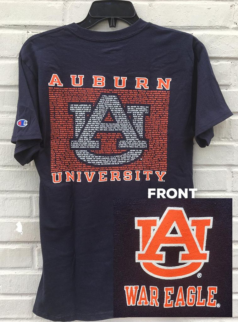 Auburn Fight Song T-Shirt