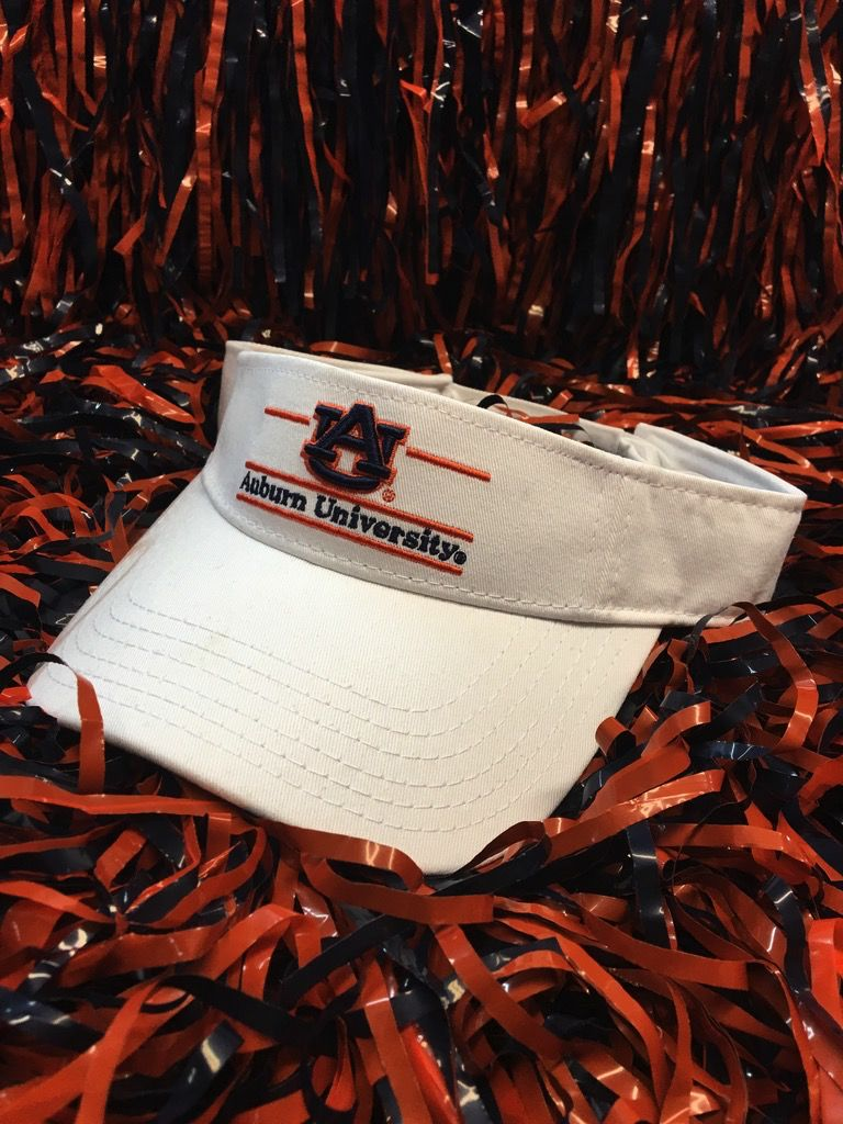 The Game AU Bar Visor with War Eagle On Back