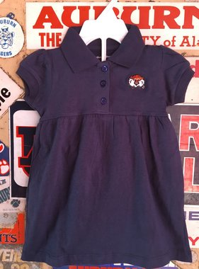 Infant Polo Dress / Bloomers