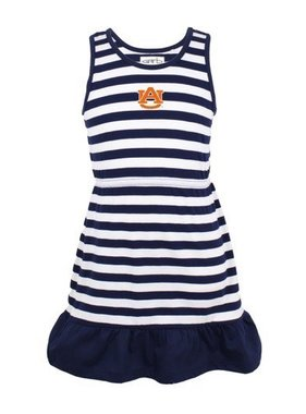 AU Juliet Striped Dress
