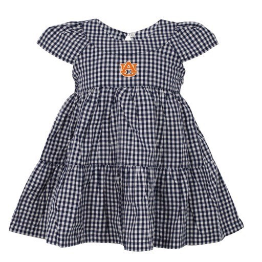 AU Brigitte Checked Dress