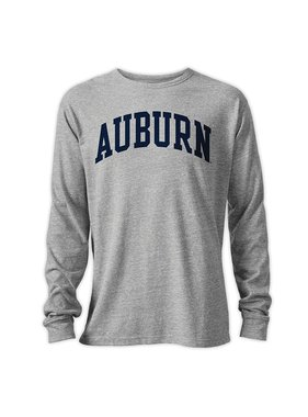 League Arch Auburn Long Sleeve T-Shirt