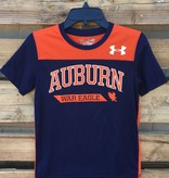 Under Armour Youth 2-Tone Auburn Tigers T-Shirt