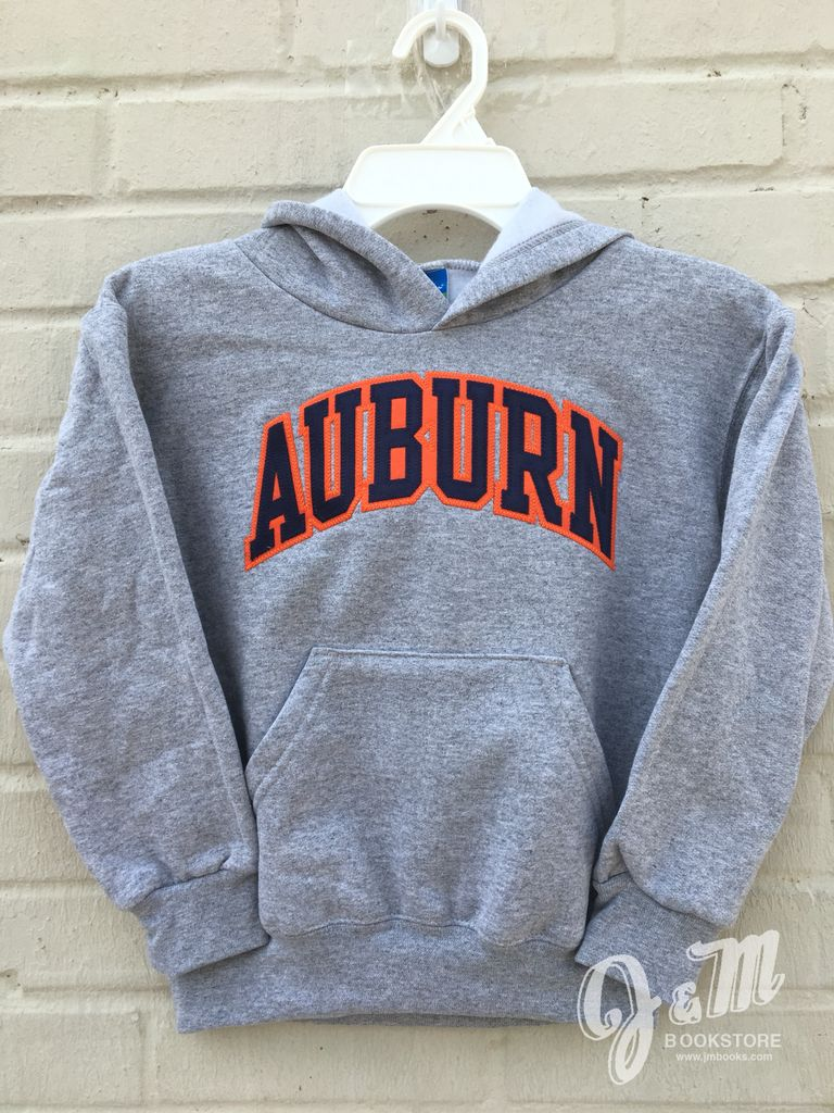 Arch Auburn Powerblend Youth Hood