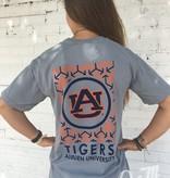 AU Circle Mark Tigers T-Shirt