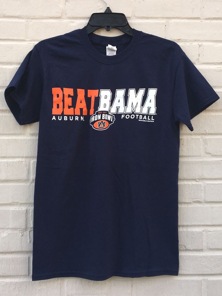 Beat Bama Iron Bowl T-Shirt