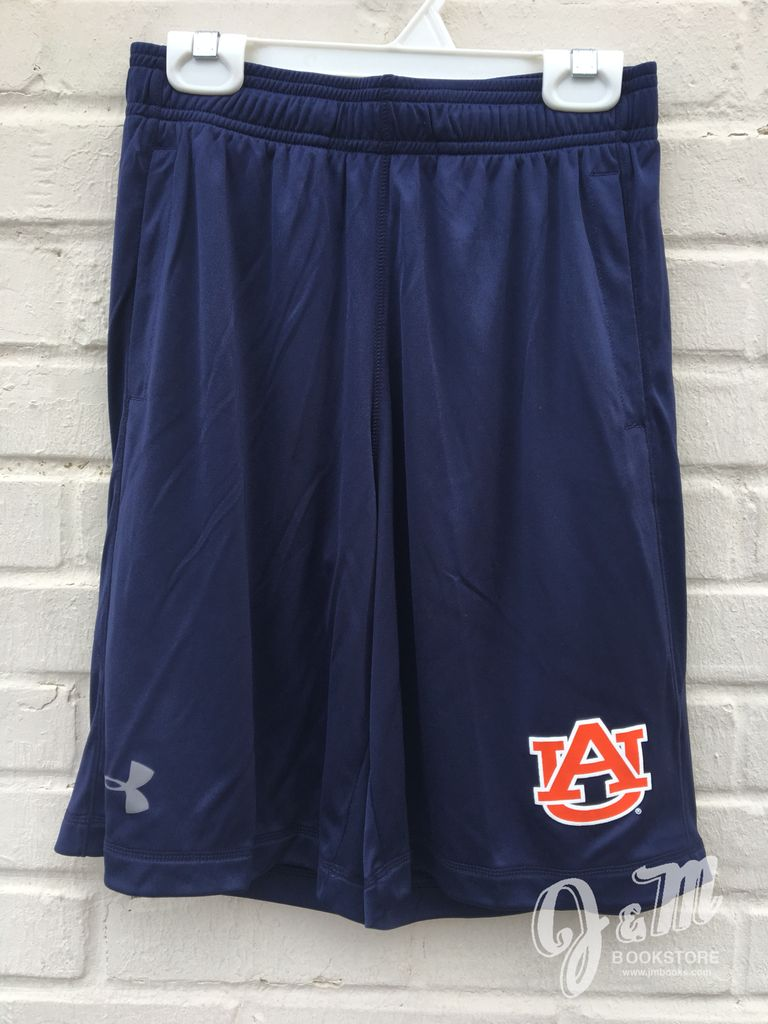 Under Armour Youth Solid Color Training Shorts