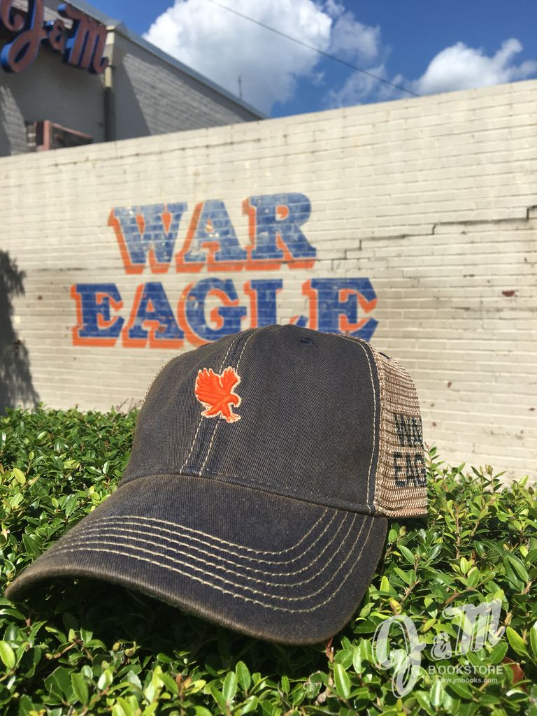 Auburn Trucker War Eagle Mesh
