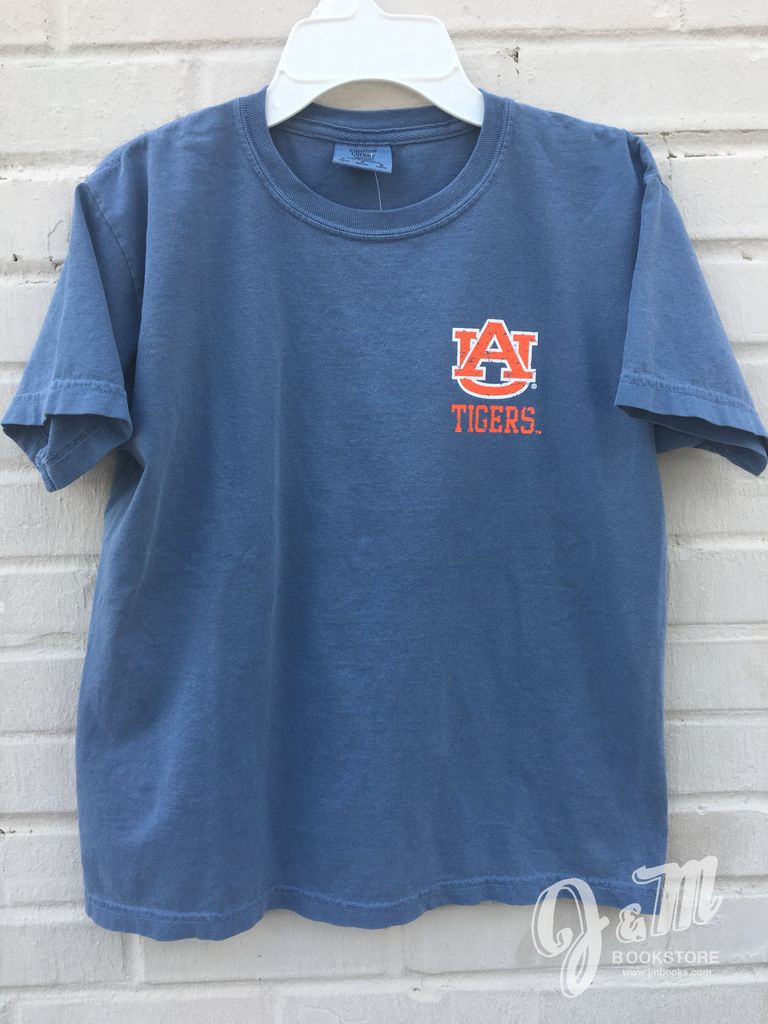MV Sport Vintage Aubie Youth T-Shirt