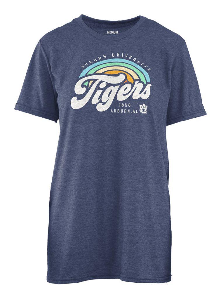Auburn Sunrise Script T-Shirt