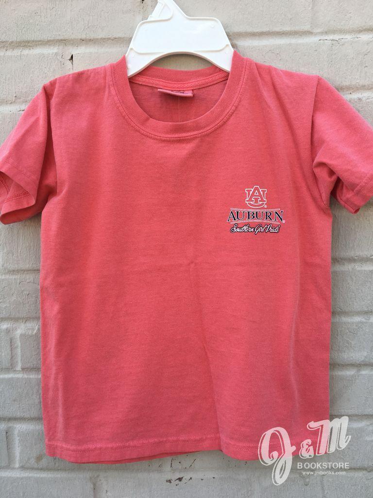 MV Sport Southern Girl Pride 1856 Auburn AU Youth T-Shirt