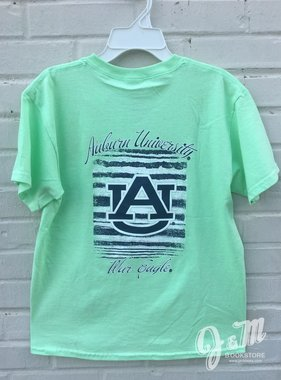 MV Sport Auburn University AU War Eagle Youth T-Shirt