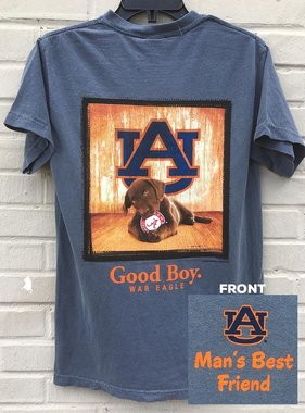 AU Good Boy War Eagle T-Shirt