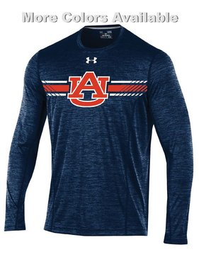 Under Armour AU 2017 Sideline Training Long Sleeve T-Shirt