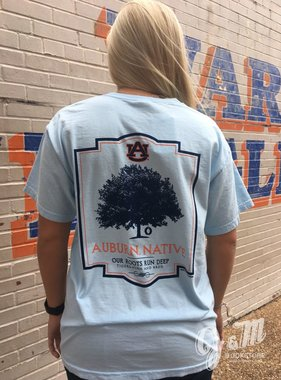 Auburn Roots Run Deep T-Shirt