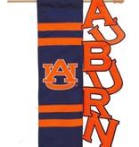 Crazy Letter Auburn Garden Flag