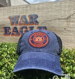 Auburn Tigers AU Patch Mesh Hat
