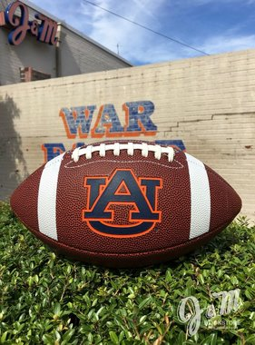 Auburn Leather Full Size Football
