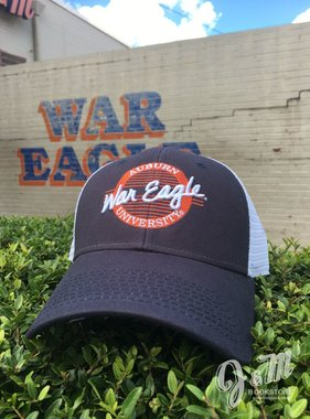 The Game War Eagle Circle Mesh Hat