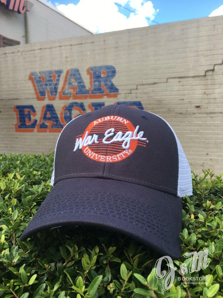 The Game War Eagle Circle Mesh Hat