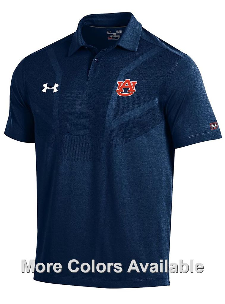 Under Armour AU Sideline Tour Polo