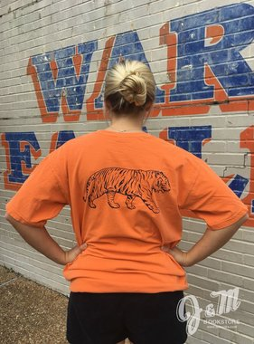 MV Sport AU Pocket Prowling Tiger T-Shirt