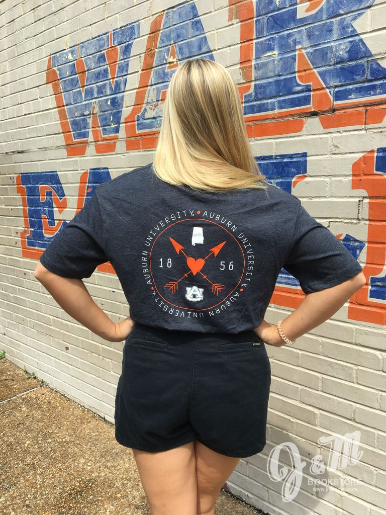Auburn University 1856 Boho Arrow T-Shirt