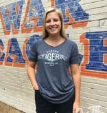 Auburn Tigers 1856 Scoop T-Shirt