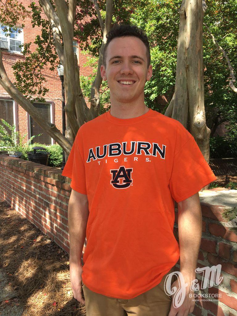 MV Sport Auburn Tigers AU T-Shirt