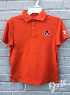 Under Armour AU Youth Perfect Polo