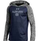 Under Armour Auburn AU 2 Tone Tech Youth Hood