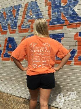 MV Sport Auburn Established 1856 Downtown Traditions T-Shirt