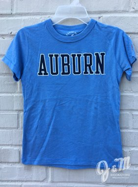 League Block Auburn Youth T-Shirt