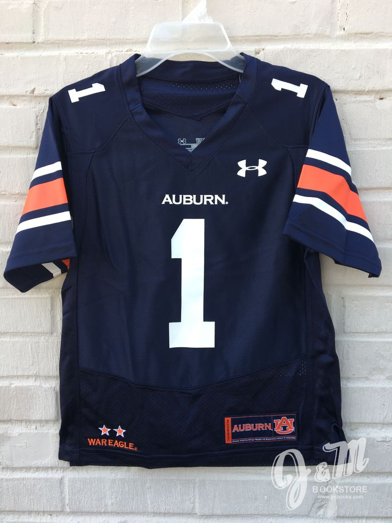 Under Armour Under Armour #1 Youth Jersey