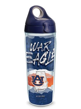 Tervis Tervis AU Statement 24 oz Water Bottle with Navy Lid