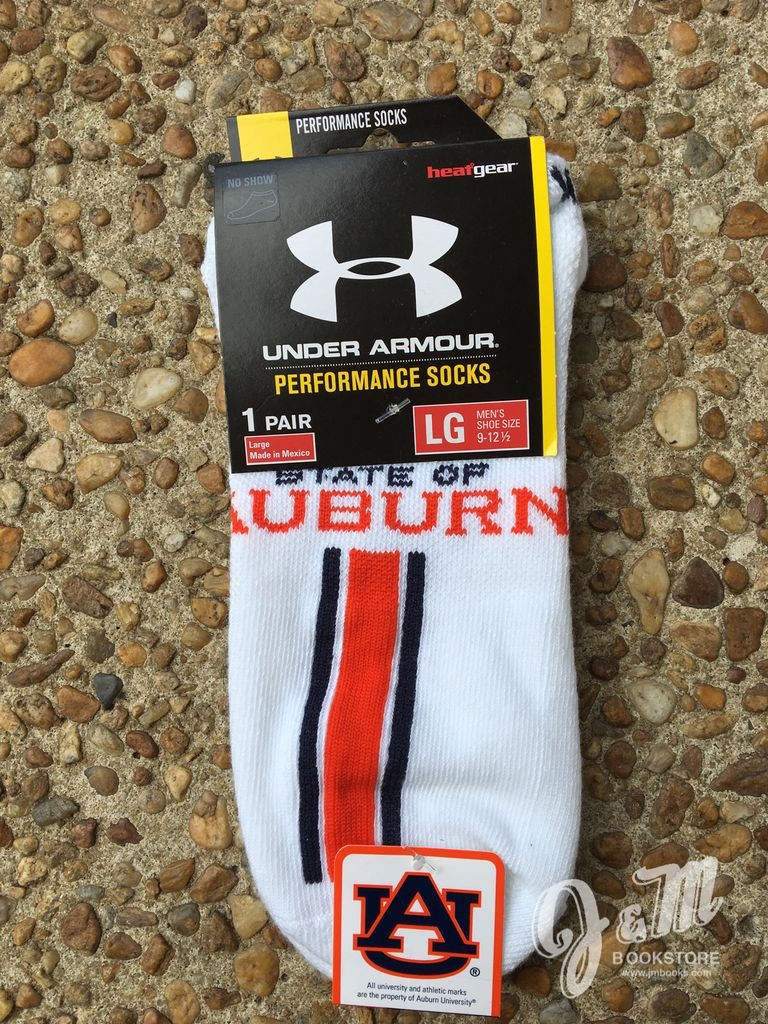 Under Armour Under Armour AU No Show Team Sock
