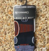 47 Brand Auburn Tigers Lando No Show Sock
