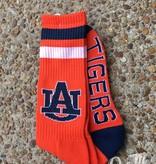 Donegal Bay AU Auburn Tigers Orange Tube Sock