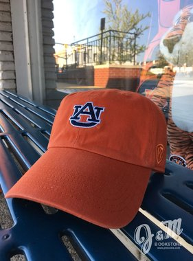 AU Basic Cotton Orange Hat