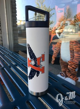 Eagle Thru A 22oz. Stainless Steel Bottle