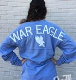 AU War Eagle with Eagle on Back Spirit Jersey