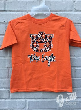MV Sport AU Peacock Pattern War Eagle T-Shirt