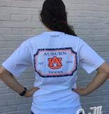 Tigerwear Auburn AU Established 1856 Tigerwear Pocket T-Shirt