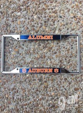 Alumni Auburn Tag Frame