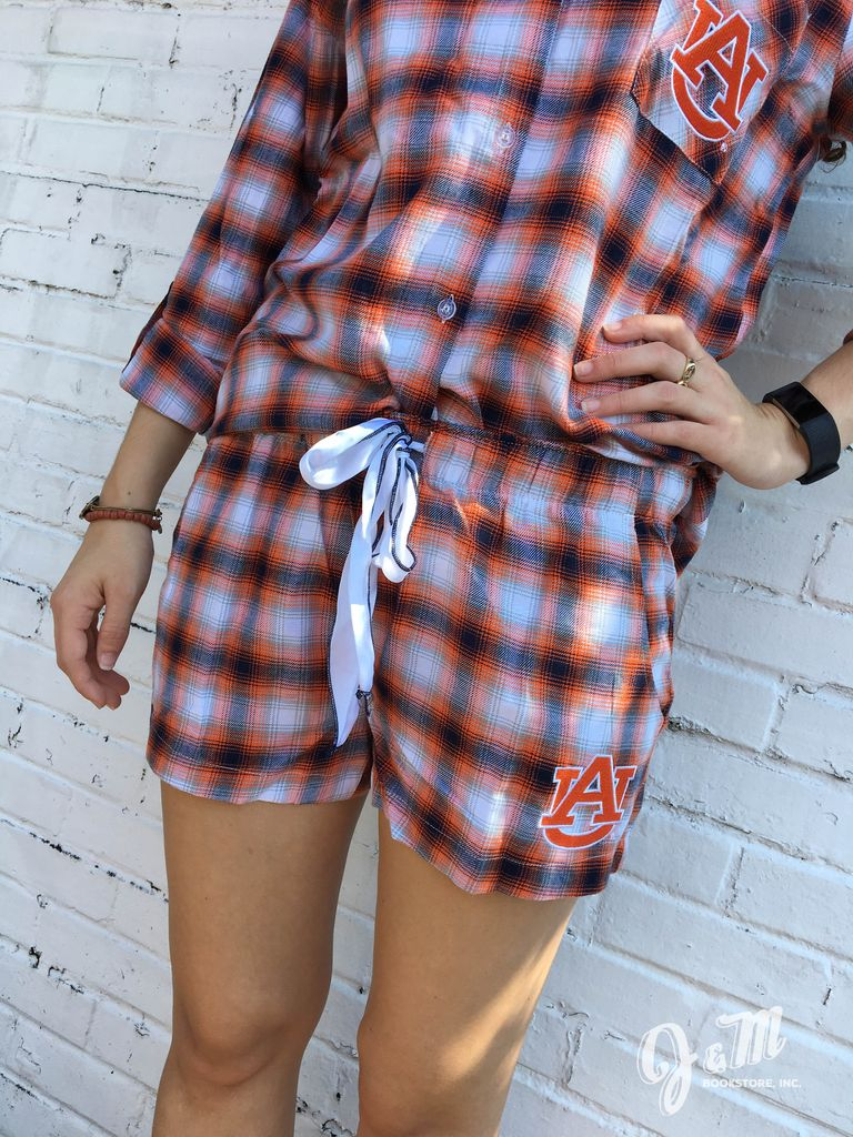 AU Forge Ladies Flannel Short