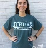 MV Sport Auburn War Eagle Three Bar T-Shirt