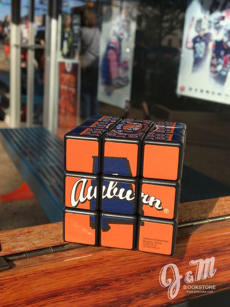AU Toy Puzzle Cube