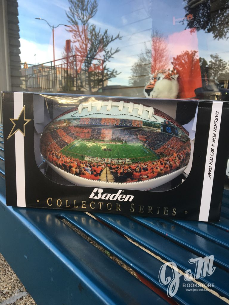 Autograph Football - Stadium Collector Series