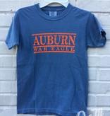 MV Sport Auburn War Eagle Three Bar Youth T-Shirt