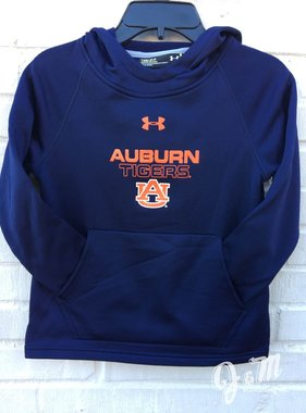Under Armour F16 Auburn Tigers AU Youth Ninja Hood